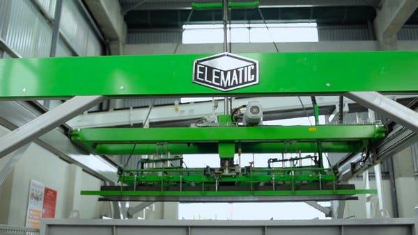 Công nghệ tấm tường rỗng tiền chế Acotec của hãng Elemantic - Phần Lan