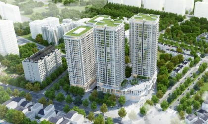 Chung cư Iris Garden
