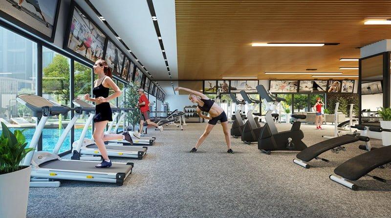 Hệ thống phòng tập Gym & Fitness