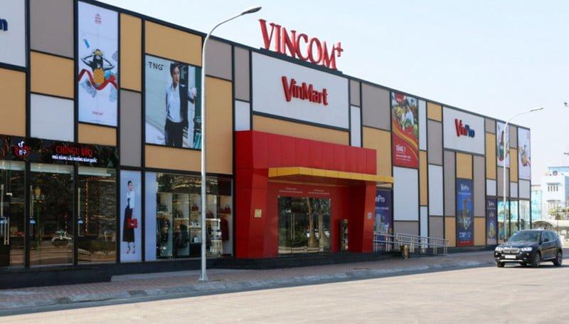 Liền kề trung tâm thương mại Vincom +