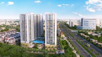 Chung cư Green Pearl 378 Minh Khai