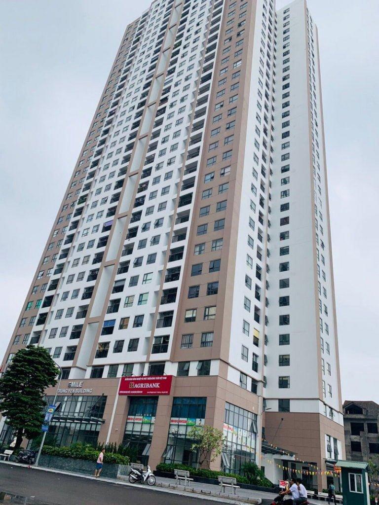 Chung cư Smile Building