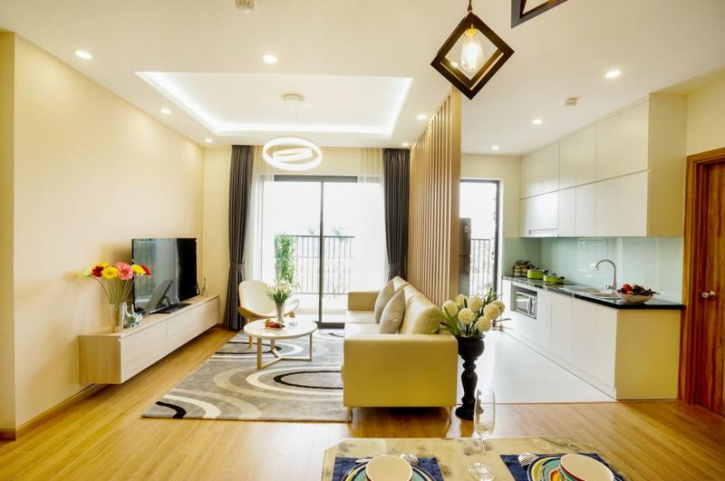 Căn hộ chung cư vẫn là lựa chọn lý tưởng cho gia đình trẻ