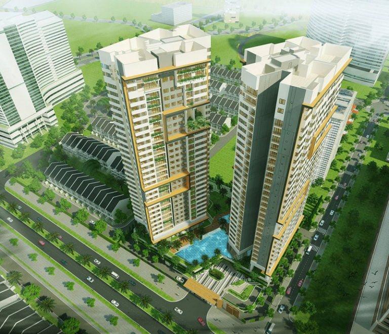 Chung cư Park City Hà Đông