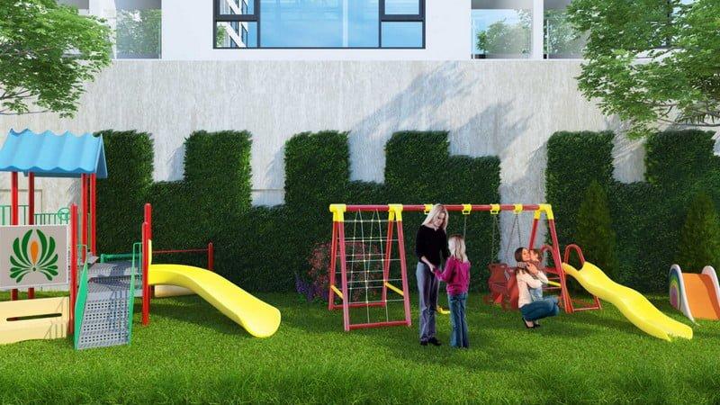 Khu vui chơi dành cho trẻ em