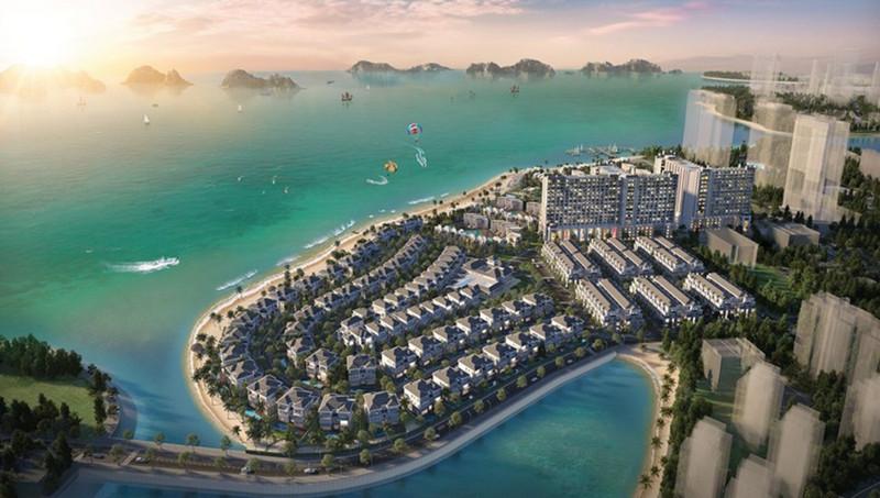 Dự án Grand Bay Hạ Long Villas