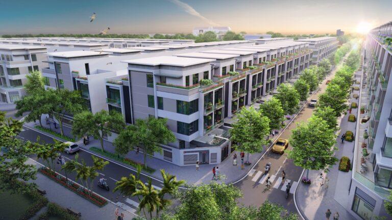 Dự án Từ Sơn Garden City Đồng Kỵ, Từ Sơn, Bắc Ninh