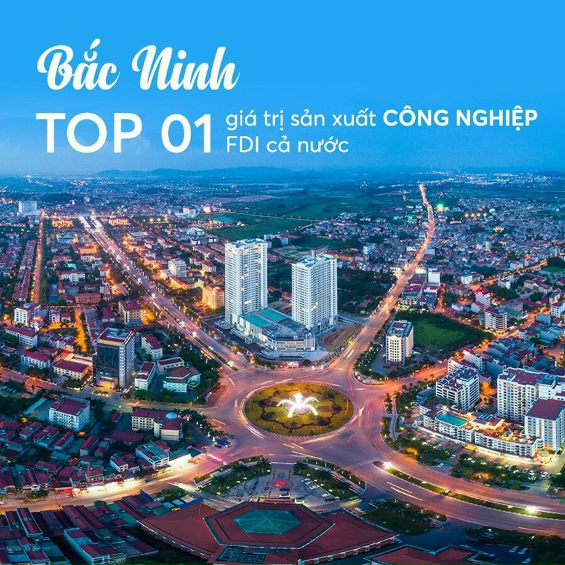 Tại Sao nên đầu tư dự án đất nền Yên Phong - Bắc Ninh