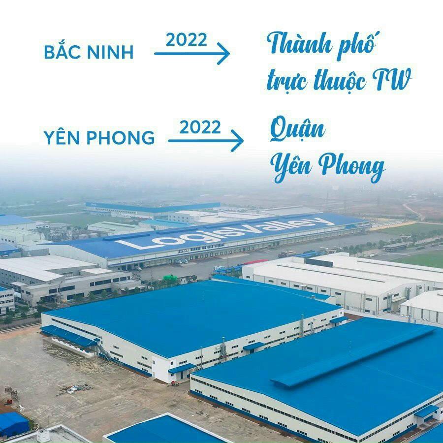 """Đầu tư đất nền Yên Phong Bắc Ninh """"Cơ Hội Vàng"""" cho các nhà đầu tư năm 2021"""