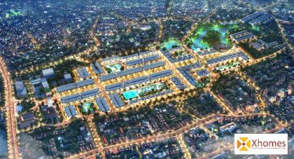 Dự Án Khu Đô Thị Biệt Thự Liền Kề Crown Villas Thái Nguyên