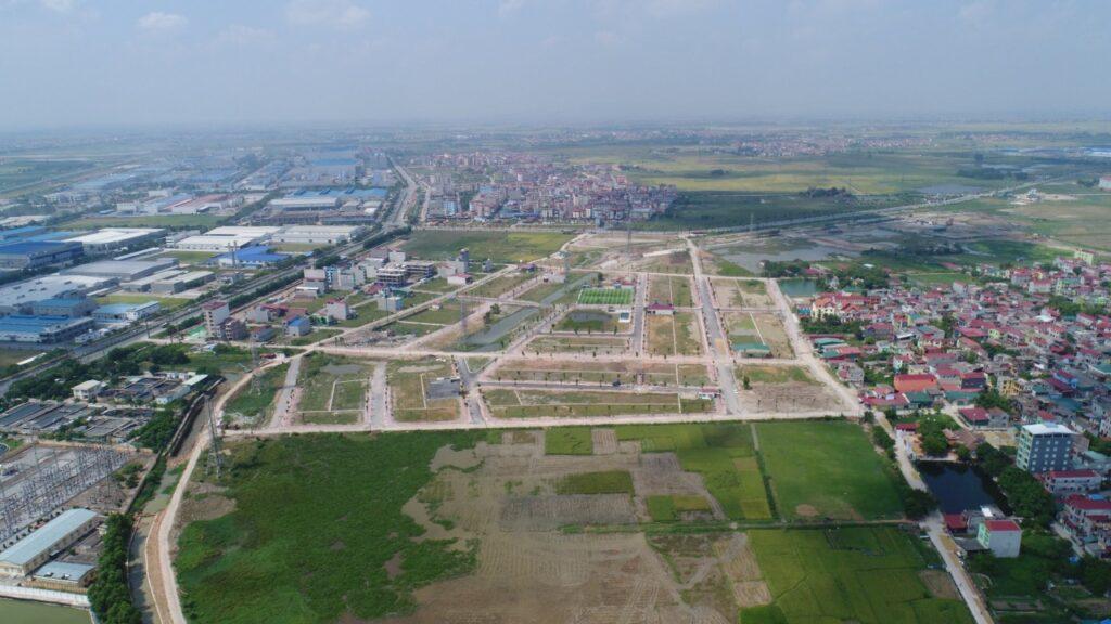 Dự Án Đất Đấu Giá Khu Công Nghiệp Yên Phong Bắc Ninh