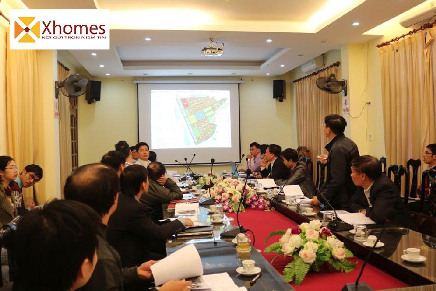 Họp triển khai dự án Kosy Hà Nam