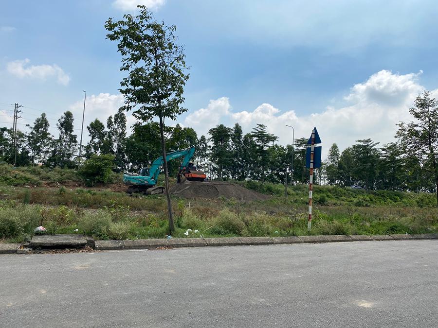 Cập nhật tiến độ Dự Án Đông Yên, Yên Phong, Bắc Ninh