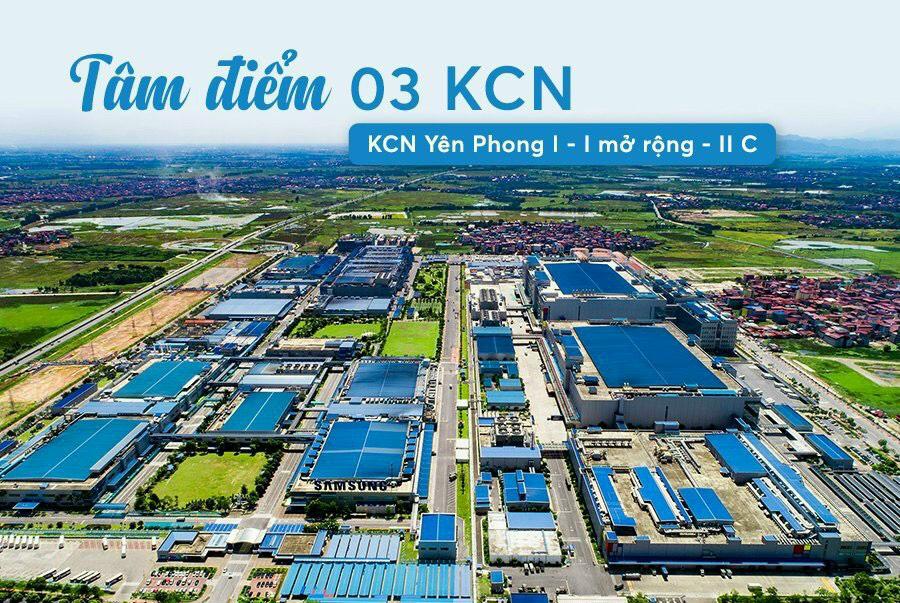 Tiến độ Dự Án Đông Phong, Yên Phong, Bắc Ninh
