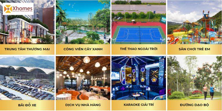 Tổ hợp tiện ích của An Bình Golden Town Yên Phong - Bắc Ninh
