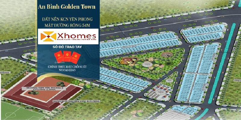 Dự án An Bình Golden Town