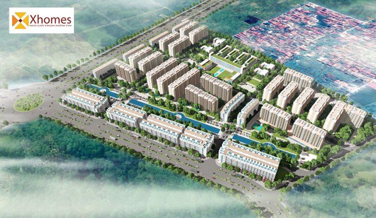 Dự án Cát Tường Smart City Khu Công Nghiệp Yên Phong