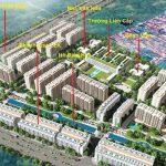 Mặt bằng phân lô dự án Cát Tường Smart City tại KCN Yên Phong
