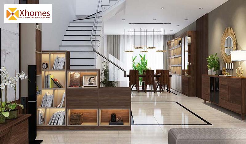 Thiết kế nội thất Liền Kề dự án Cát Tường Smart City Yên Phong