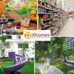 Tổ hợp tiện ích dự án Cát Tường Smart City Khu Công Nghiệp Yên Phong