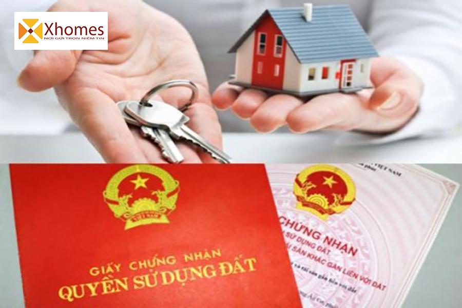 Sổ đổ trao tay tại Dự Án Vạn Liên Xuân Yên Phong Bắc Ninh