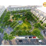 Dự án phủ xanh thiên nhiên dự án Kim Đô Policity