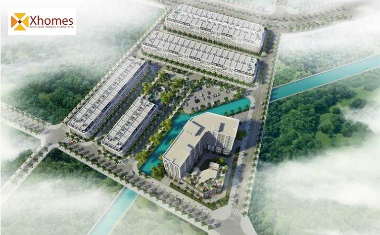 """Khu đô thị Korea Town nằm tại """"thủ phủ công nghiệp"""" Yên Phong tại Bắc Ninh"""