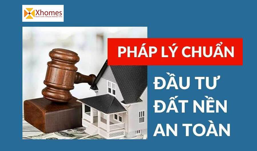 Tránh mua những dự án BĐS đất nền có pháp lý không rõ ràng