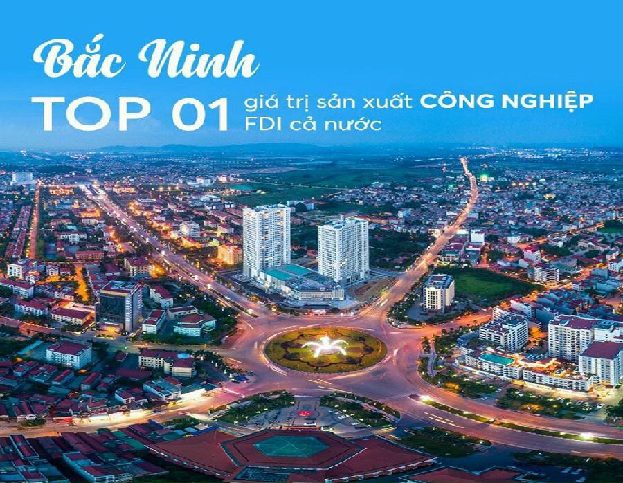 Quy hoạch Bắc Ninh nhằm tăng chỉ số FDI cho tỉnh