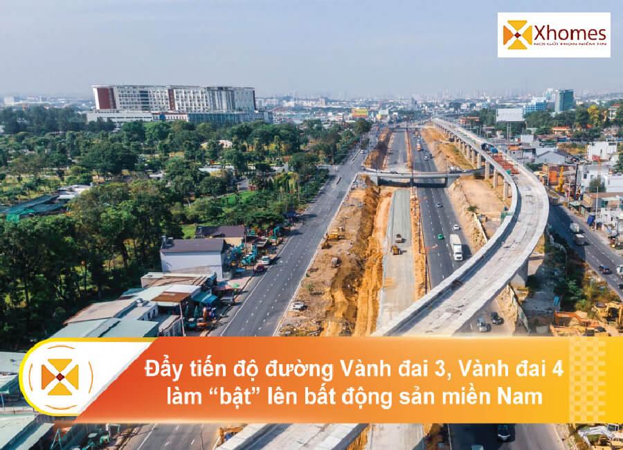 Bất động sản đất nền tại Yên Phong Bắc Ninh sẽ được lợi gì từ tuyến vành đai 4