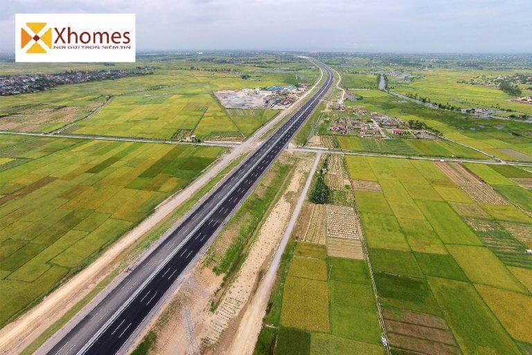Đề xuất xây dựng tuyến đường vành đai 4 trên cao gần 100 km