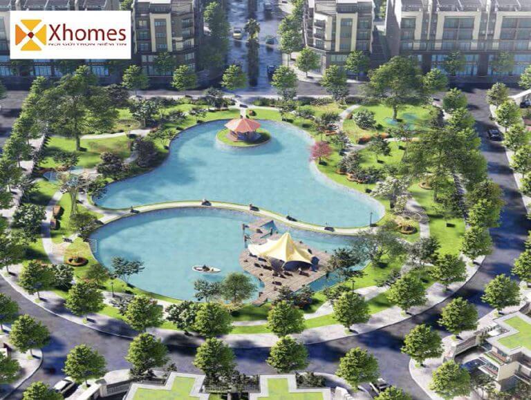 Tổng quan dự án AMDI Green City Bắc Ninh