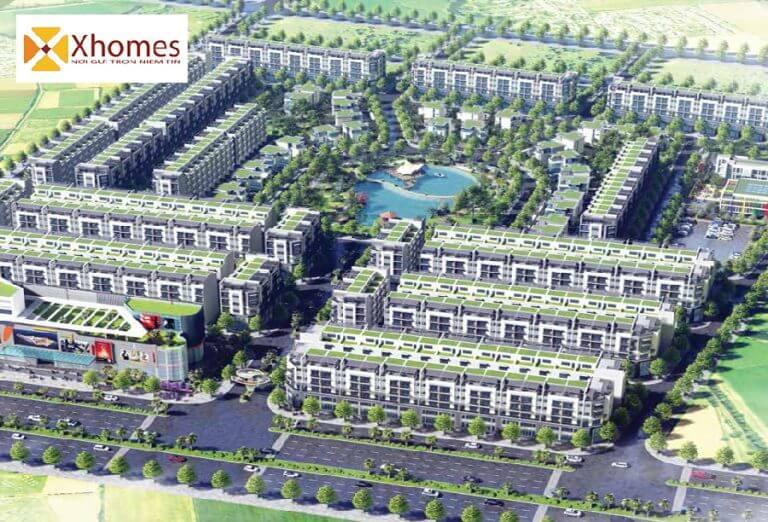Dự án AMDI Green City huyện Tiên Du Bắc Ninh