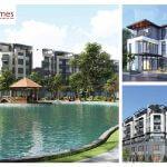 Quy hoạch dự án AMDI Green City Việt Đoàn Tiên Du Bắc Ninh
