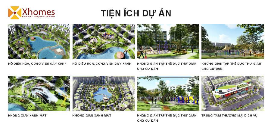 Hệ thống dự án AMDI Green City Việt Đoàn Tiên Dư Bắc Ninh