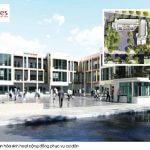 Hệ thống trường học nhà văn hóa của của dự án AMDI Green City Bắc Ninh
