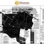 Bản đồ quy hoạch sử dụng đất tại huyện Yên Phong đến năm 2035