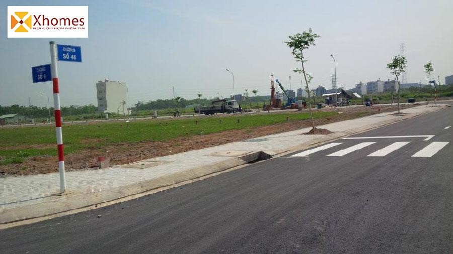 Hình ảnh thực tế từ dự án KĐT Đông Thọ Yên Phong Bắc Ninh