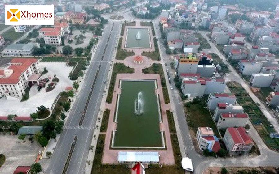 Dự Án Khu Đô Thị Đông Thọ Yên Phong Bắc Ninh