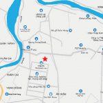 Sơ đồ vị trí dự án Khu Đô Thị Dũng Liệt Green City Yên Phong