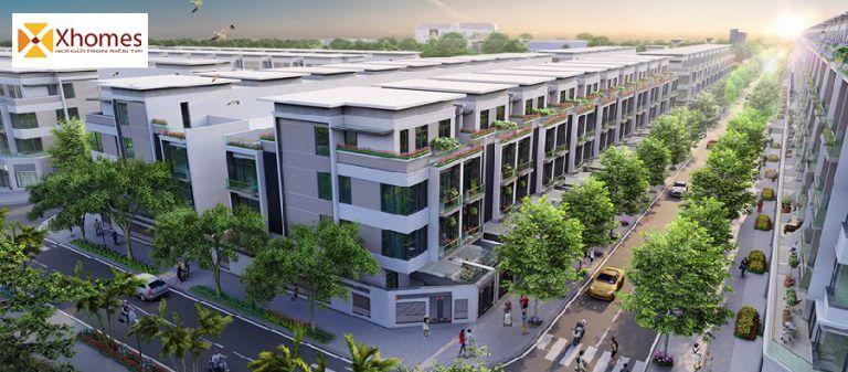 Tổng quan dự án Khu Đô Thị Long Châu Riverside
