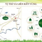 Vị trí dự án khu đô thị Long Châu Riverside Yên Phong Bắc Ninh