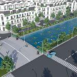 Phối cảnh nội khu dự án Long Châu Riverside