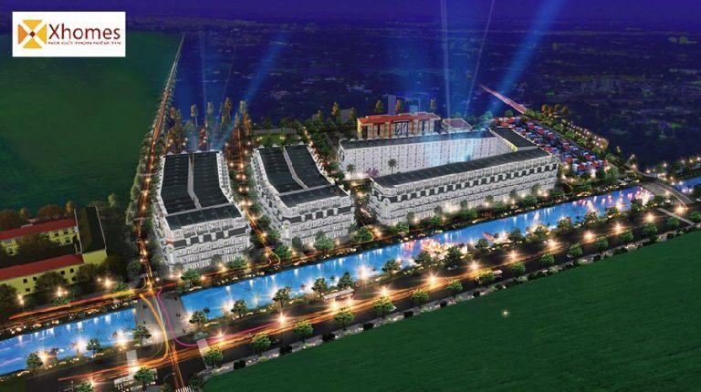 Dự án đất nền KĐT QCL Yên Phong Bắc Ninh