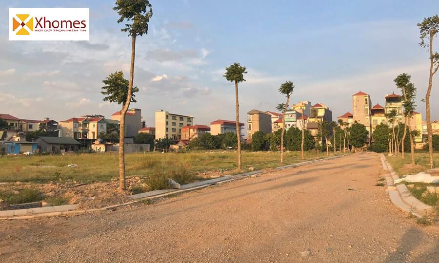 Hình ảnh thực tế của dự án khu đô thị mới QCL Yên Phong Bắc Ninh