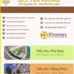 Dự án đất nền KĐT QCL Yên Phong được chia làm 2 phân khu chính