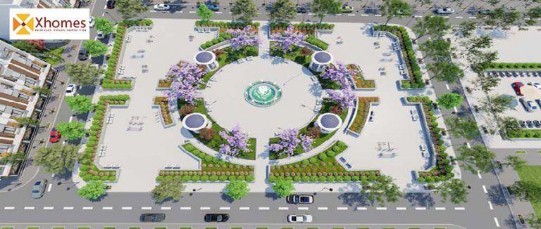 Tổng quan dự án đất nền Tam Đa New Center tại Bắc Ninh
