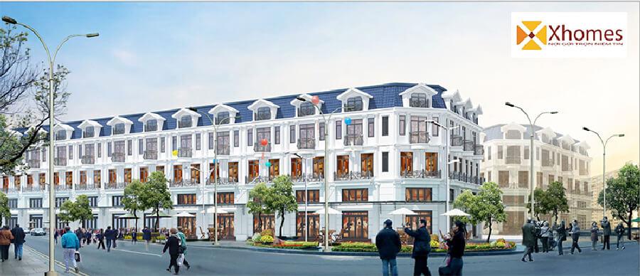Dự án Khu Đô Thị Yên Phong Residence Bắc Ninh