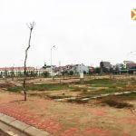 Hình ảnh thực tế của dự án KĐT Yên Phong Risidence