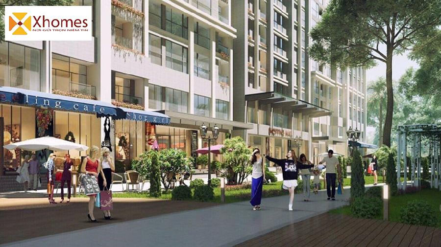 Tổng quan dự án nhà ở xã hội Bắc Kỳ Yên Phong Bắc Ninh